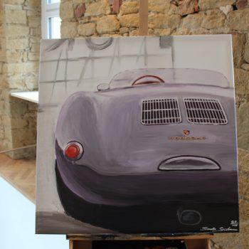 Porsche James Dean (Porsche 718) l Sander Seidemann