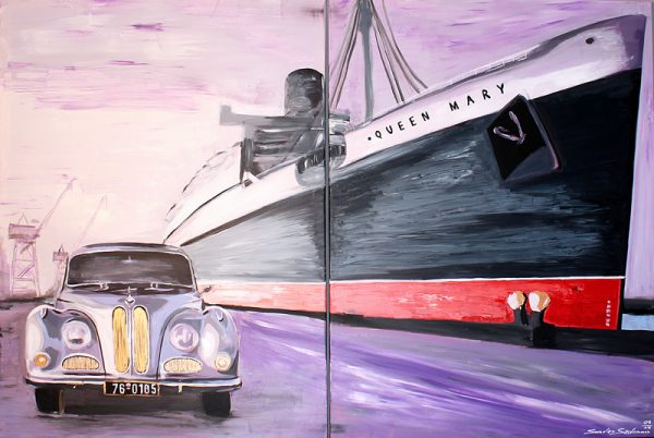 BMW 502 Queen Mary