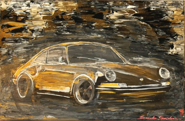 Porsche Golden Egg