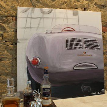 Porsche James Dean l Sander Seidemann