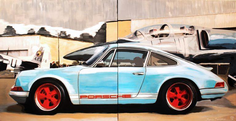 Porsche Warplane