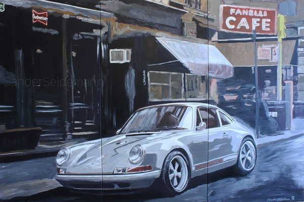 Porsche New York SOHO